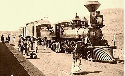 160 años del ferrocarril