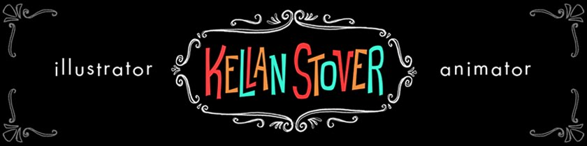 The Land of Stover - Kellan Stover's Illustration