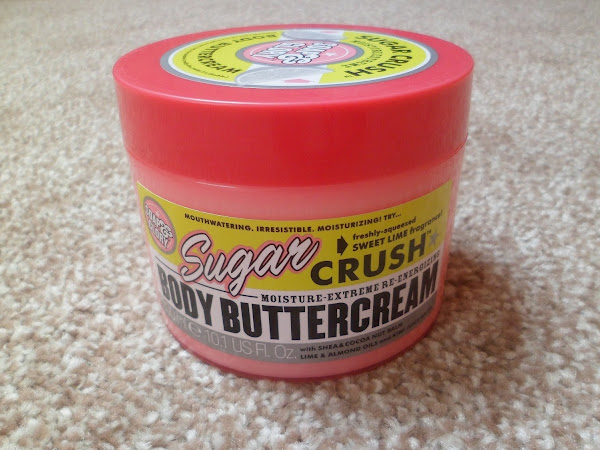 Soap & Glory Sugar Crush Body Butter Review