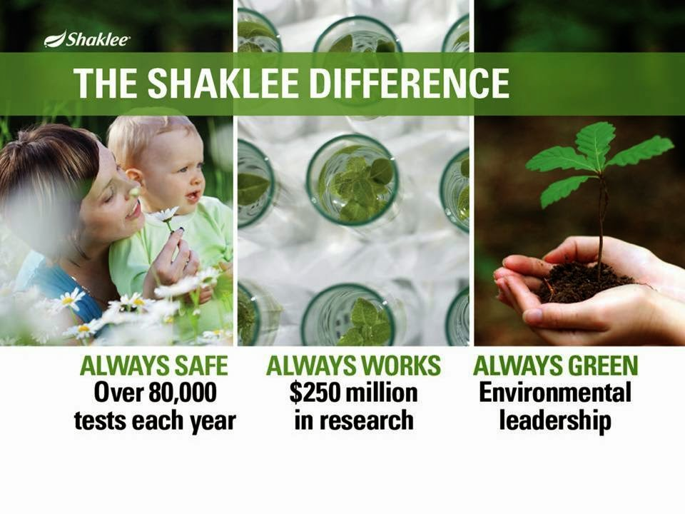Shaklee Always Green