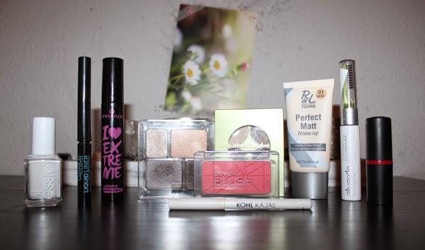 Kosmetikfavoriten 2014