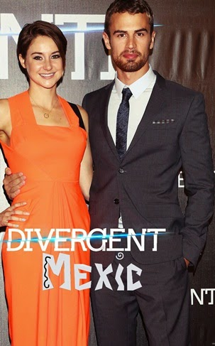 Premiera Divergent in Mexic