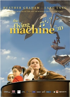 O Piano Mágico (The Flying Machine) (2011) BDRip Dual Áudio Torrent