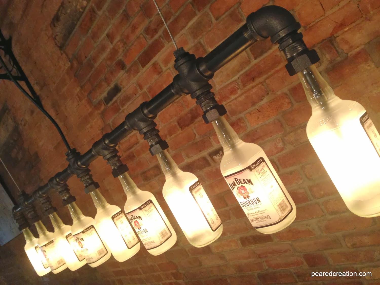 Diy Industrial Lamp