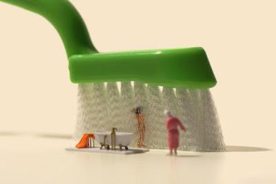 Shower Tatsuya Tanaka Miniature Calendar