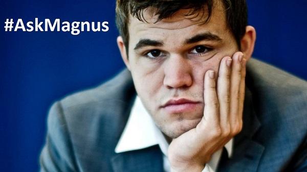 Le champion du monde d'échecs Magnus Carlsen interviewé par ses fans sur CNN © Chess & Strategy