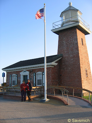 Santa Cruz Lighthouse