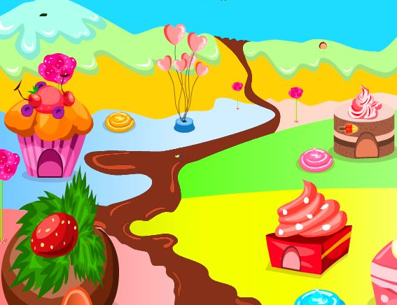 OleGames Cake Island Princess Escape Walkthrough