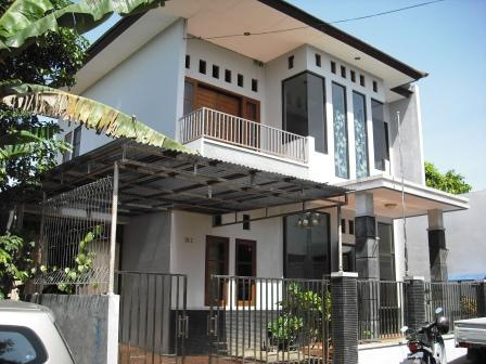 rumah mewah modern minimalis di selatan hyatt