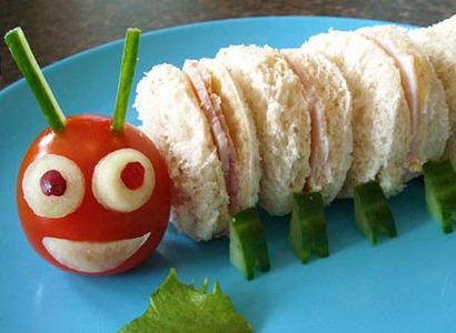Mundo FiLi: Recetas con diseño, divertidas y nutritivas para niños