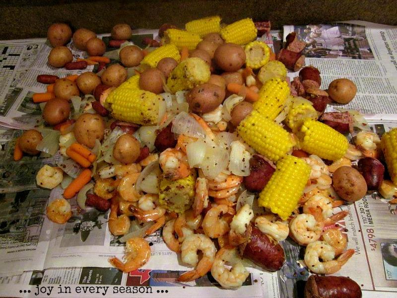 Cajun Shrimp Boil Recipes — Dishmaps