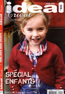 Ideal Tricot Special Enfants №45 2012