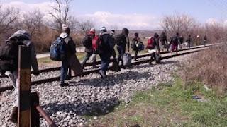 Mijëra emigrantë ndalen në Ballkan