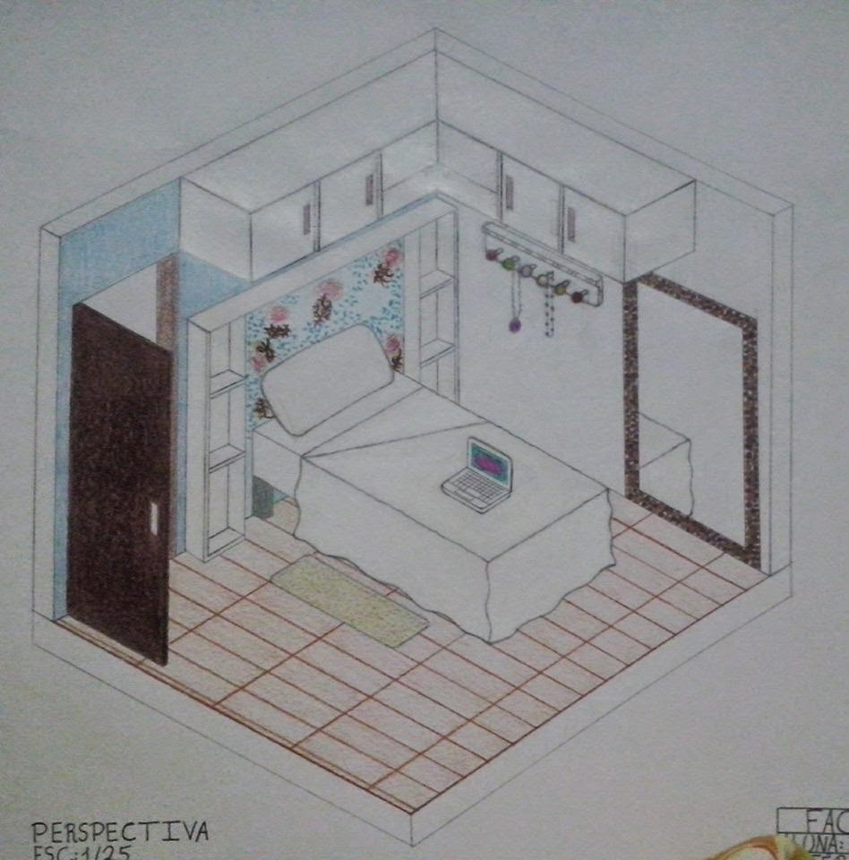 Desenho Em Quarto ~ Desenhos De Quartos Desenhos De Quartos Imagem Quartos Decorados De Menino Projeto Plano