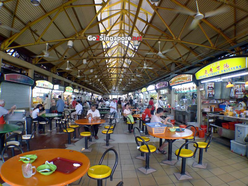 ผลการค้นหารูปภาพสำหรับ ศูนย์อาหารในสิงคโปร์