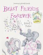 'Beast Friends Forever' is available from U.S. publishers Overlook Press.