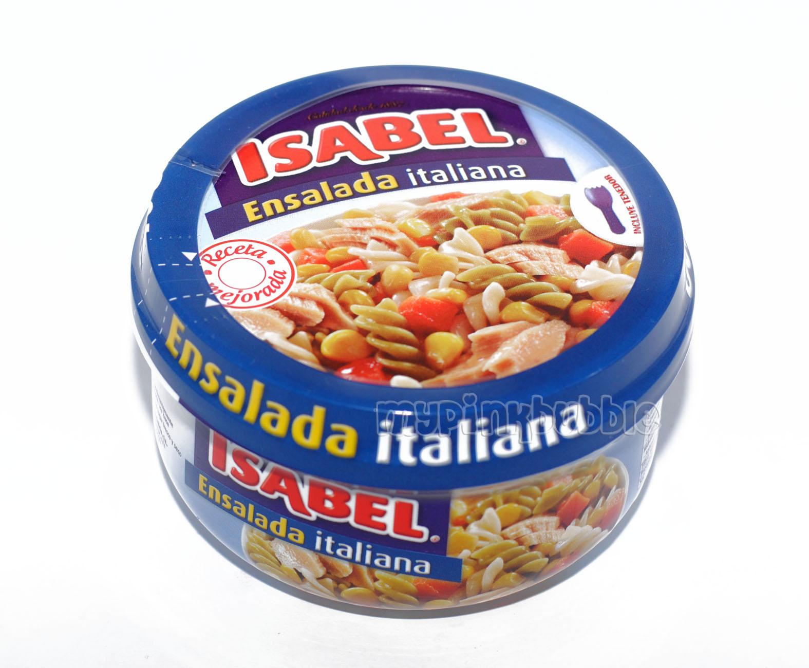 Isabel ensaladas