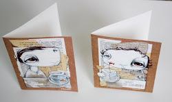 Artworks as Cards