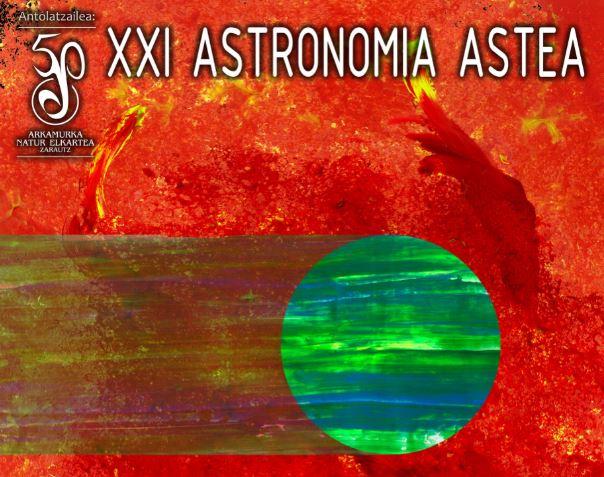 XXI ASTRONOMI ASTEA