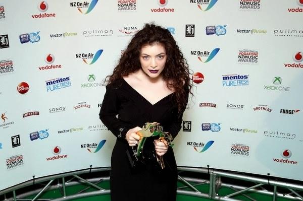 Lorde Penyanyi Terbaik di Grammy Awards