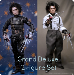 "1/6 ""Lonely Boy"" GRAND DX 2 FIGURE SET OPTION D"