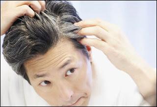 نصائح  تتخلص من الشعر الأبيض بشكل نهائي