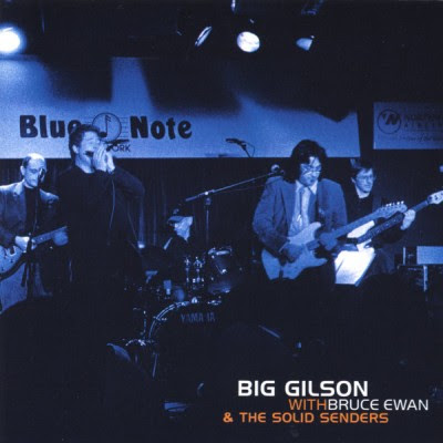 Big Gilson and Blues Dynamite - Cab Driver Blues