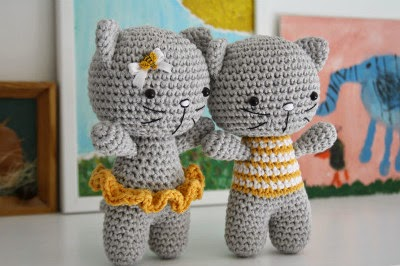 Little Amigurumi Patterns Free : Free amigurumi patterns little cat free amigurumi crochet