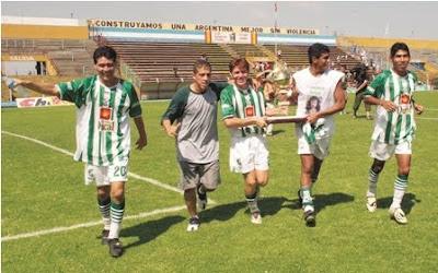 Club Oriente Petrolero - Oriente Petrolero Campeón Copa Aerosur 2003 - Oriente Petrolero