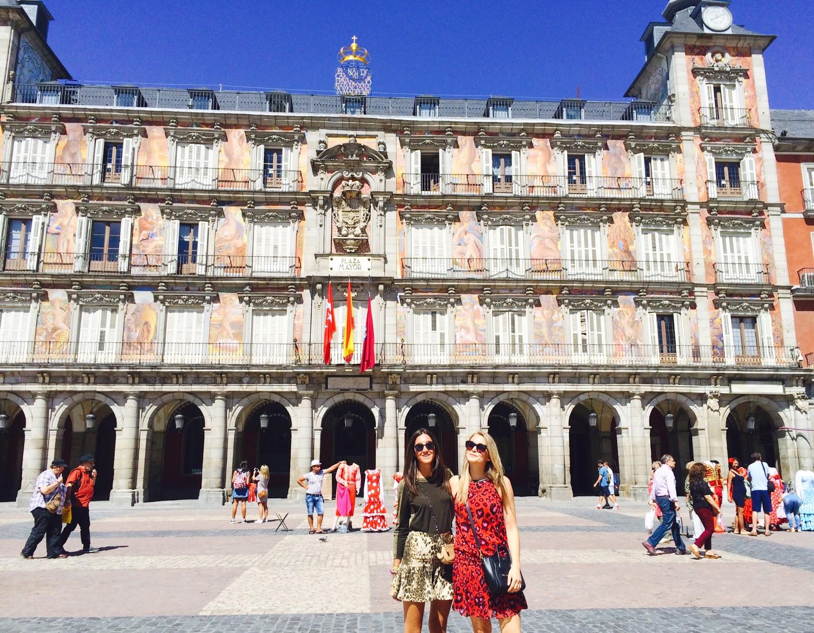 Plaza Mayor Madrid - Hotspot