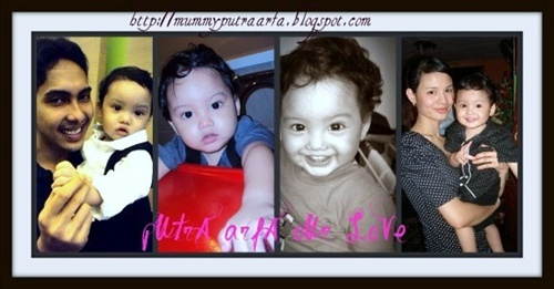 putra arfa our love
