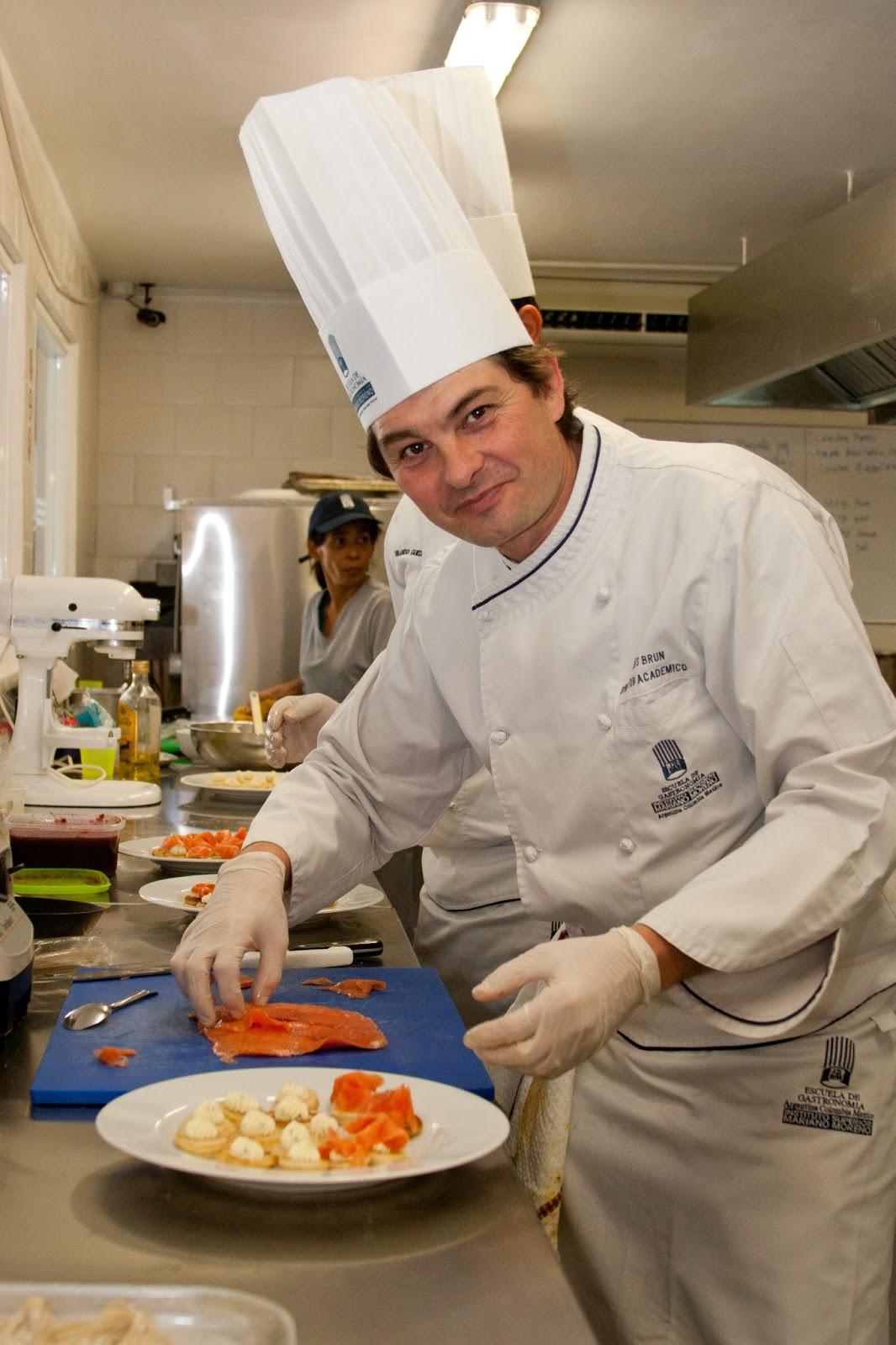 Abre en venezuela escuela de gastronom a mariano moreno - Clases de cocina medellin ...