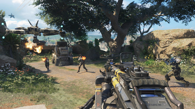 PlayStation 4 FPS review