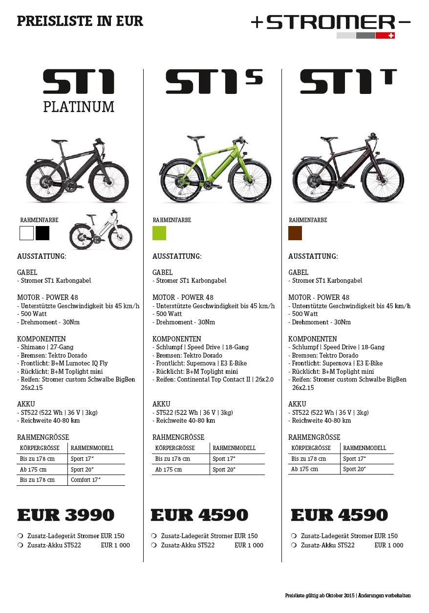 eblog by e bike company mainz stromer st1 st2 2016. Black Bedroom Furniture Sets. Home Design Ideas