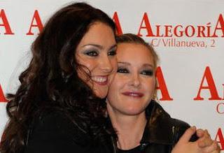 Hermanas famosas, cantantes, actrices, las hijas de Marisol y Antonio Gades