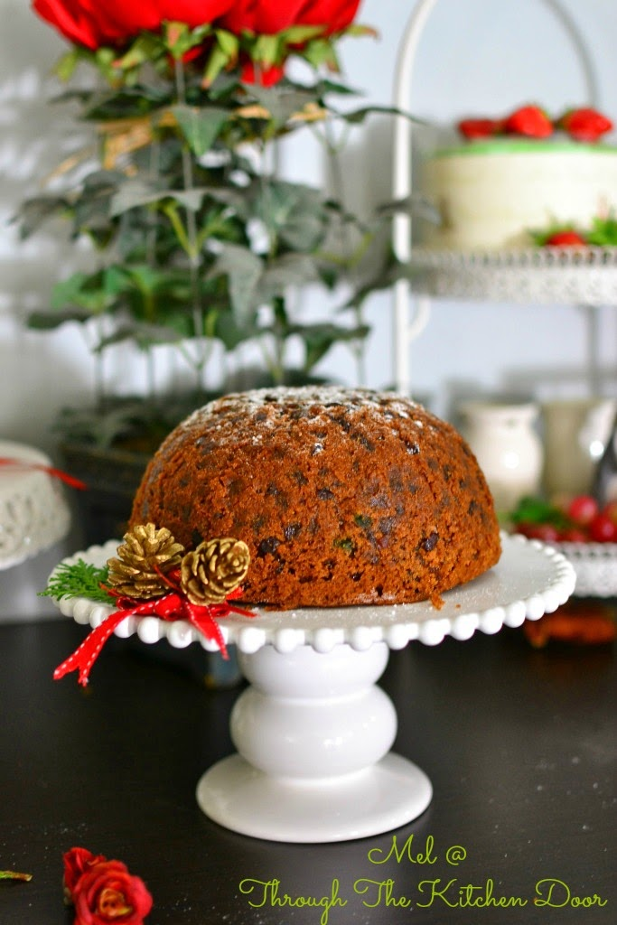 Through The Kitchen Door: Christmas Pudding