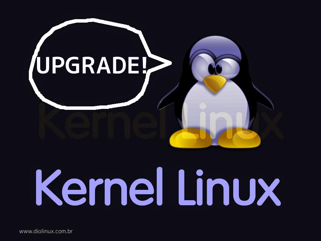 Atualize o Kernel Linux para a versão 3.19