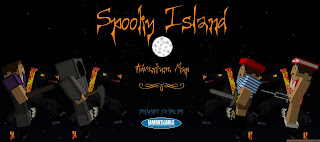 Spooky Island Mapa para Minecraft 1.8