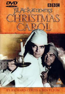 Blackadder's Christmas Carol Cover