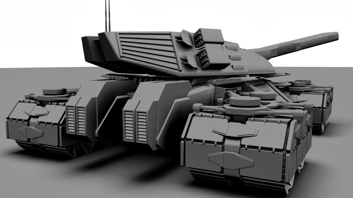 Informative BLOG: Future weapons tanks
