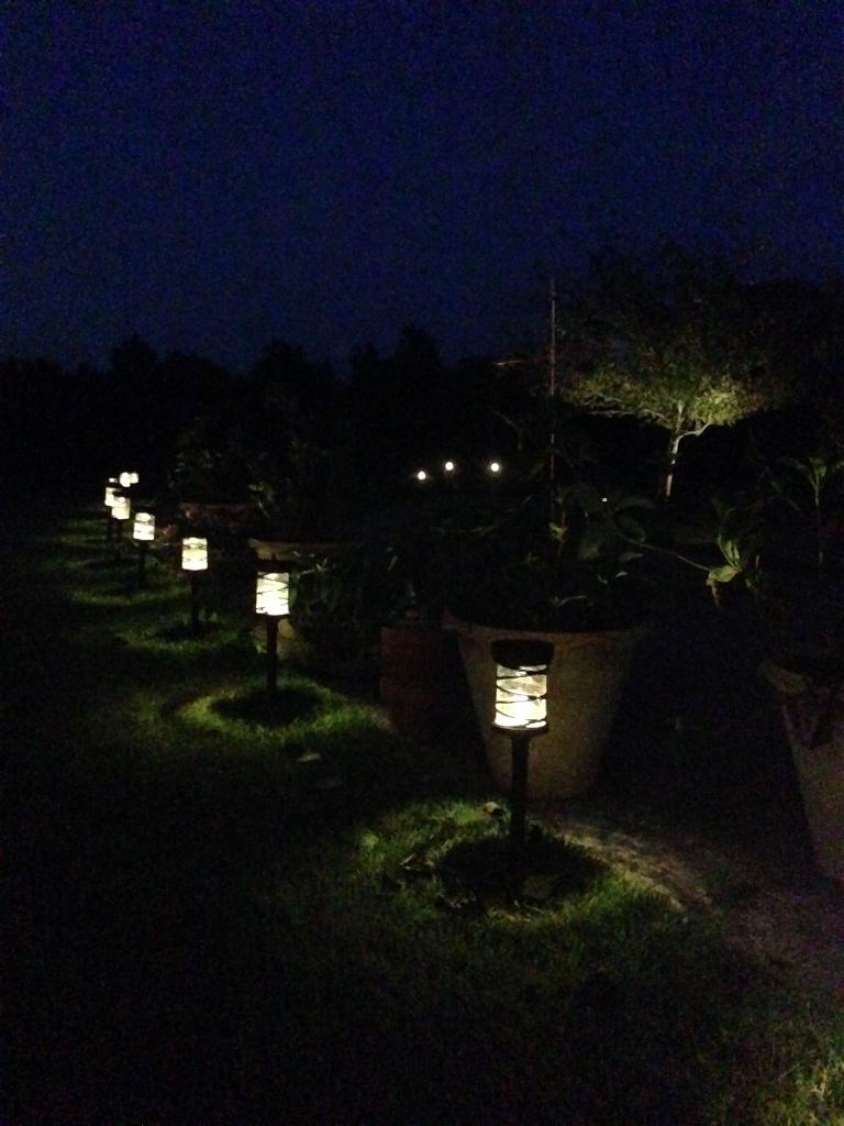 Rattlebridge Farm Adventures In DIY Outdoor Solar Lighting