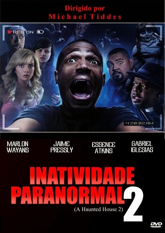 Inatividade Paranormal 2 – Legendado (2014)