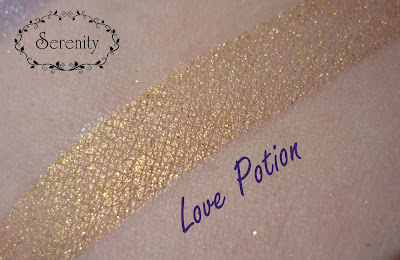 White Rabbit Love Potion Swatch