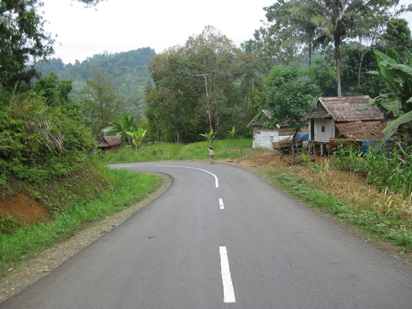 panorama kecamatan tappalang