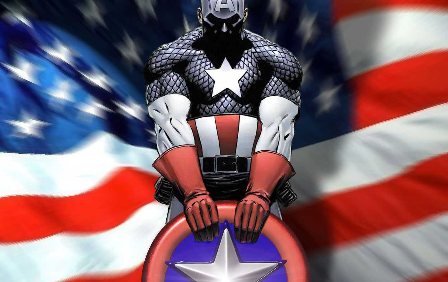 Captain America - Images Gallery
