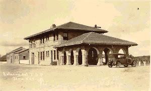 Estación del Ferrocarril de Tepic