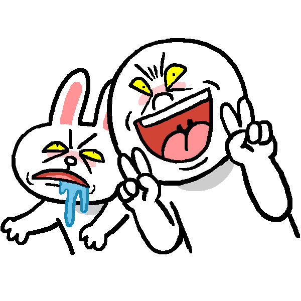 Line Character Png Pack Sticker Line Camera