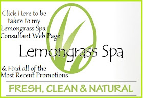 My Lemongrass Spa Consultant Website