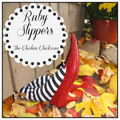 If Halloween decorating is on your agenda, you can totally rock it Wizard of Oz style with this Wizard of Oz Ruby Slippers tutorial! This Ruby Slippers project was fun, easy, inexpensive and the result- adorable!