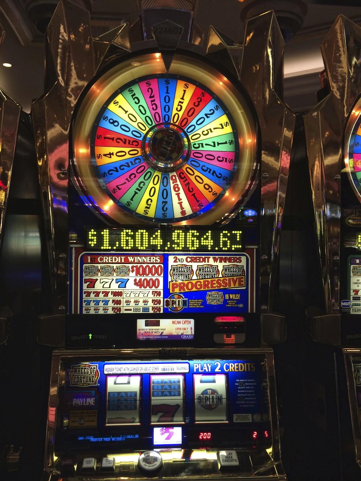 100 dollar slot machine